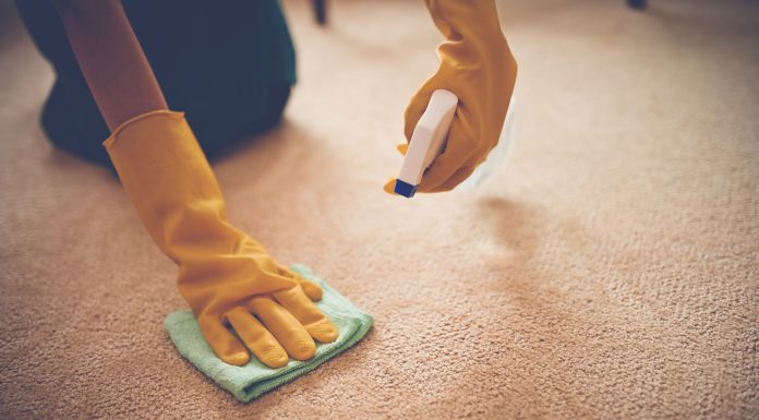 Carpet Cleaning Products Market