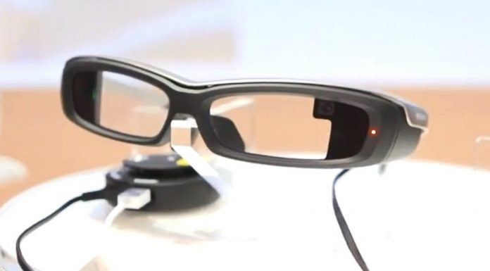 Smart Augmented Reality (AR) Glasses