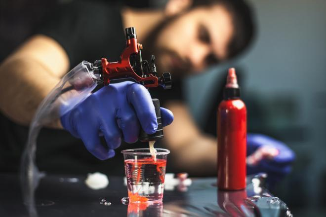 Colored Tattoo Inks Market To 2024 Market Is Set To Grow At A Cagr Of 5 7 A2z Press Release Bloodline tattoo ink all purpose black 1 ounce (29 milliliter). a2z press release