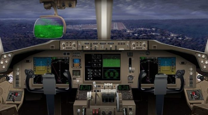 Digital Glass Military Aircraft Cockpit Systems Market