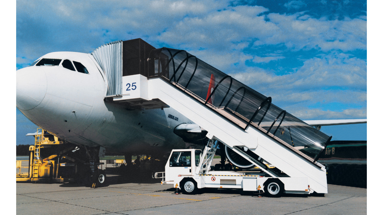 Airport Passenger Steps Market Research Report 2020 - a2z Press Release