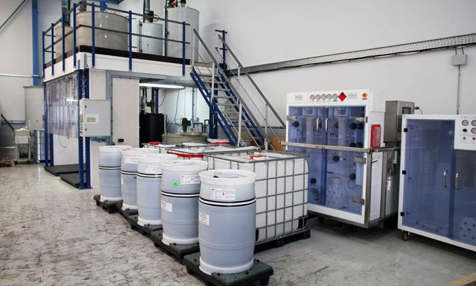 High Purity Wet Chemicals Market