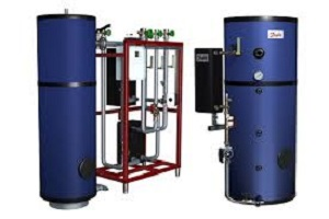 Domestic Hot Water Storage Tank